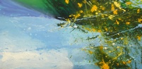 Gorse reflections - Limited edition print