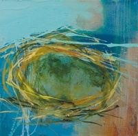 Nest 4 - Limited edition print