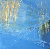 Pool reeds - Limited edition print